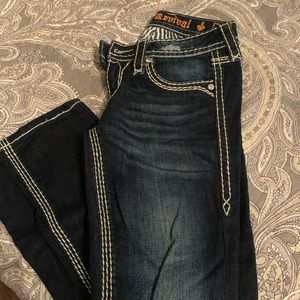 Rock revival jeans- Nancy style